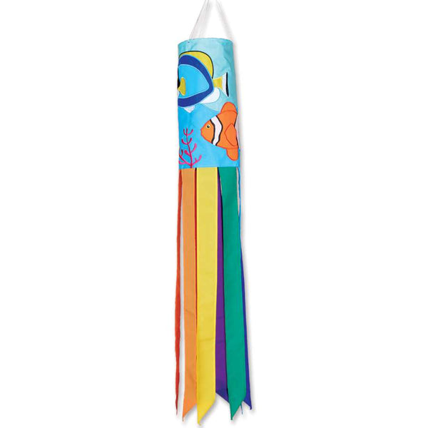 Saltwater Fish Windsock