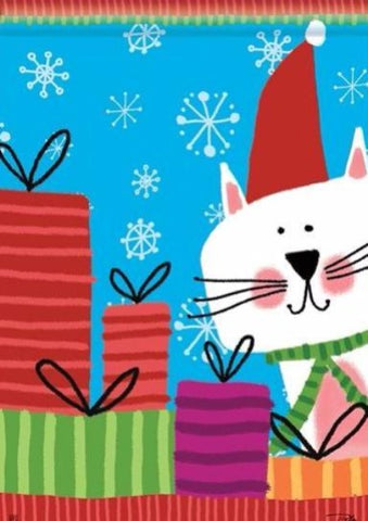 Meowy Christmas - Islander Flags of Kitty Hawk, Inc.