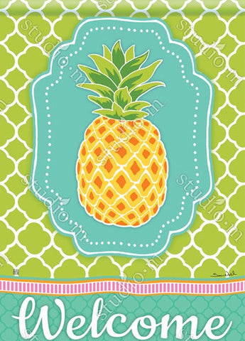 Preppy Pineapple - Islander Flags of Kitty Hawk, Inc.