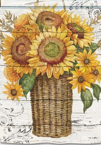 Farmhouse Sunflower