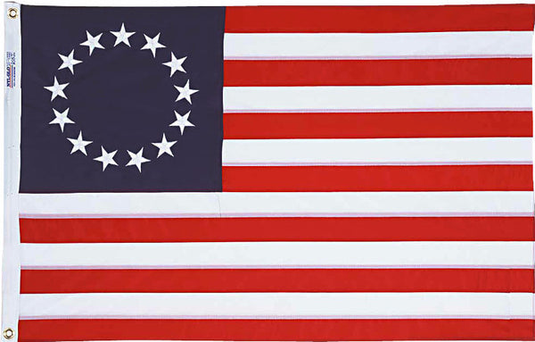 Betsy Ross - Islander Flags of Kitty Hawk, Inc.