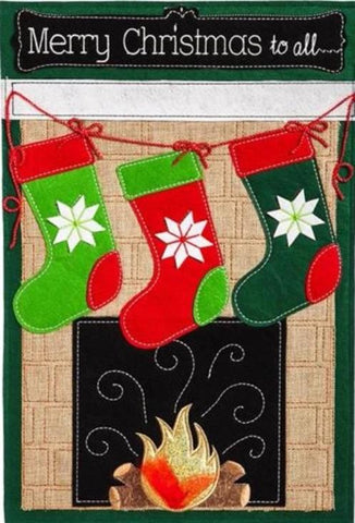 Christmas Stocking - Islander Flags of Kitty Hawk, Inc.