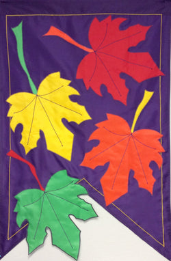 Fall Leaves - Islander Flags of Kitty Hawk, Inc.