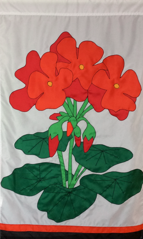 Geranium - Islander Flags of Kitty Hawk, Inc.