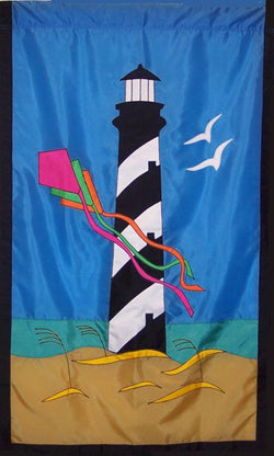 Hatteras Lighthouse with Kites