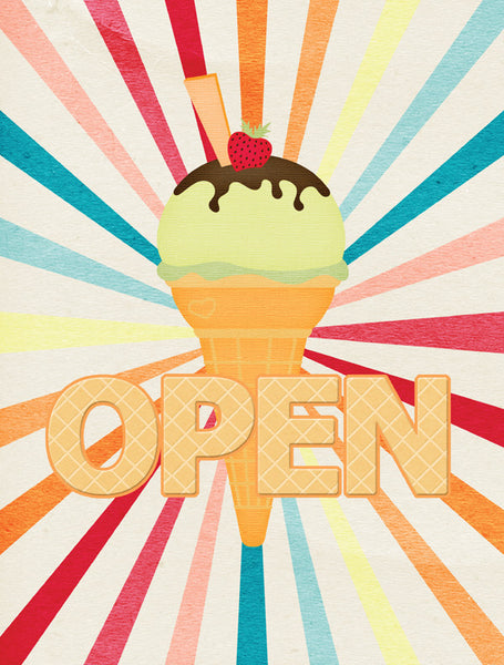 Ice Cream Open