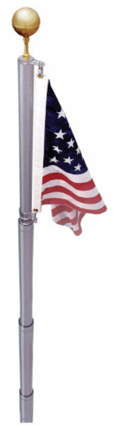 Telescoping Flagpole - Islander Flags of Kitty Hawk, Inc.
