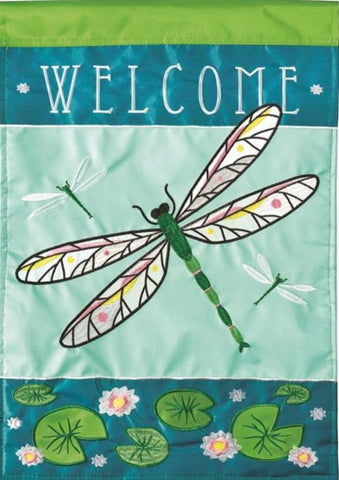 Welcome Dragonfly