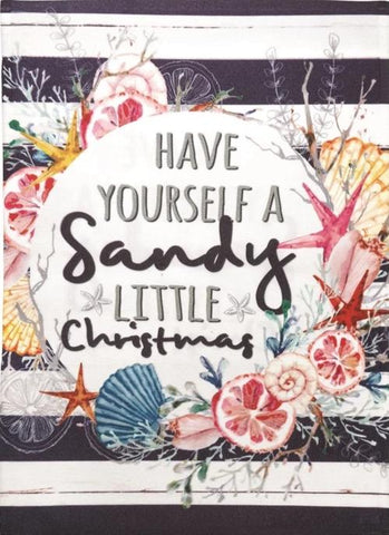 Have Yourself a Sandy Little Christmas