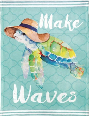 Make Waves Sea Turtle