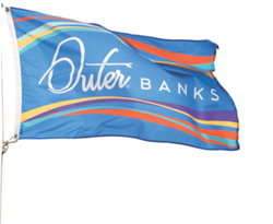 Outer Banks Flag - Islander Flags of Kitty Hawk, Inc.