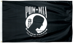 POW-MIA Single - Islander Flags of Kitty Hawk, Inc.