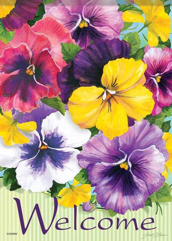 Positively Pansies