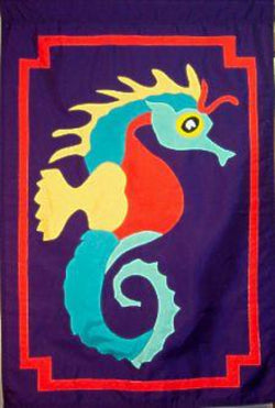 Seahorse - Islander Flags of Kitty Hawk, Inc.