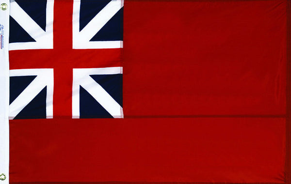 British Red Ensign - Islander Flags of Kitty Hawk, Inc.