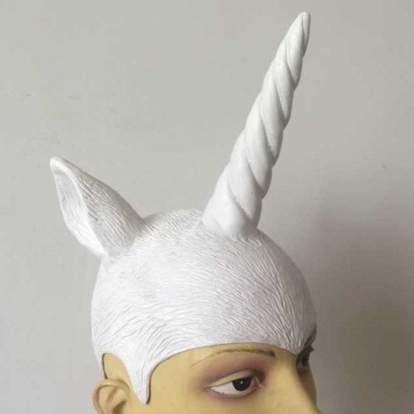 Unicorn Horns Hat Latex For Party-Unicorns Wonderland