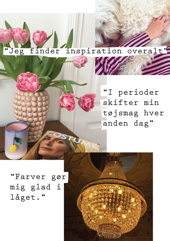 Matilde Blogger inspiration
