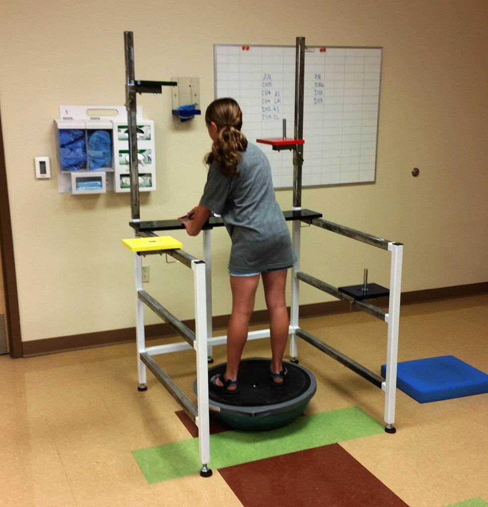 Balance Trainer by ADL - Patent Pending.