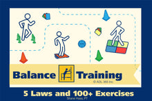 Balance Training Book: 5 Laws & 100+ Exercises