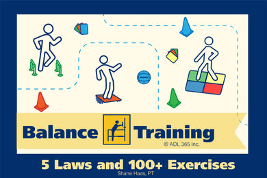 Balance Training: 5 Laws & 100+ Exercises