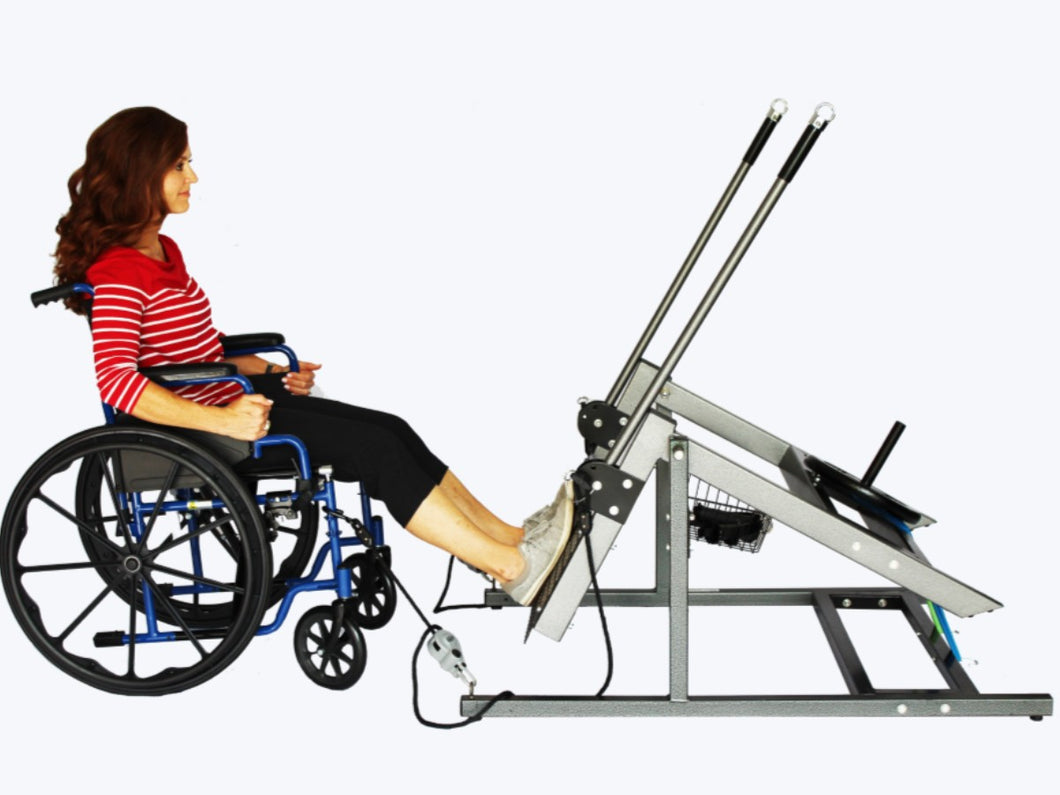 ADL Wheelchair Leg Press