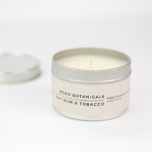 BAY RUM & TOBACCO TRAVEL CANDLE