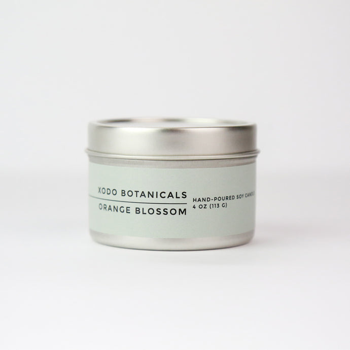 ORANGE BLOSSOM TRAVEL CANDLE
