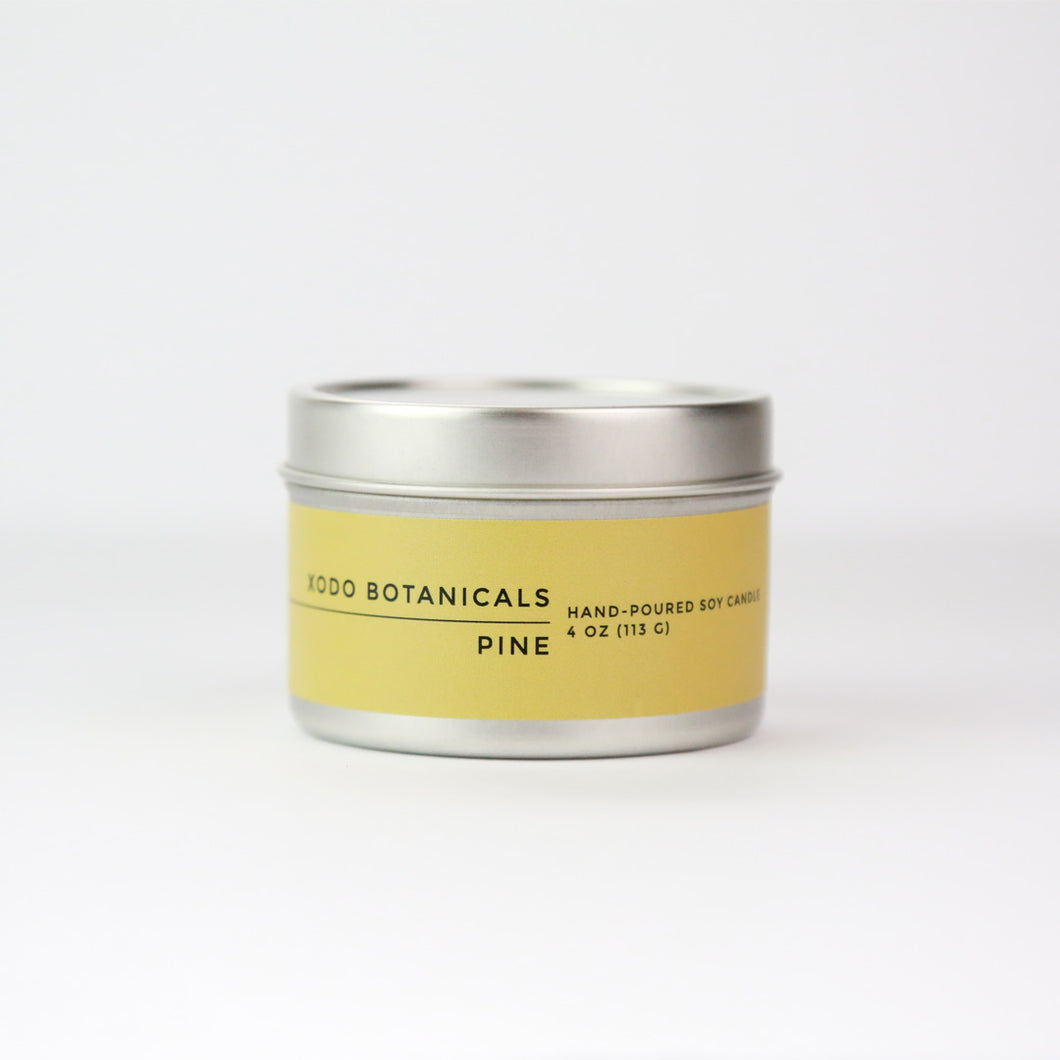 PINE TRAVEL CANDLE