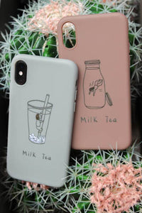 B.B.T Phone Case (Pearl Brown) - The Lab