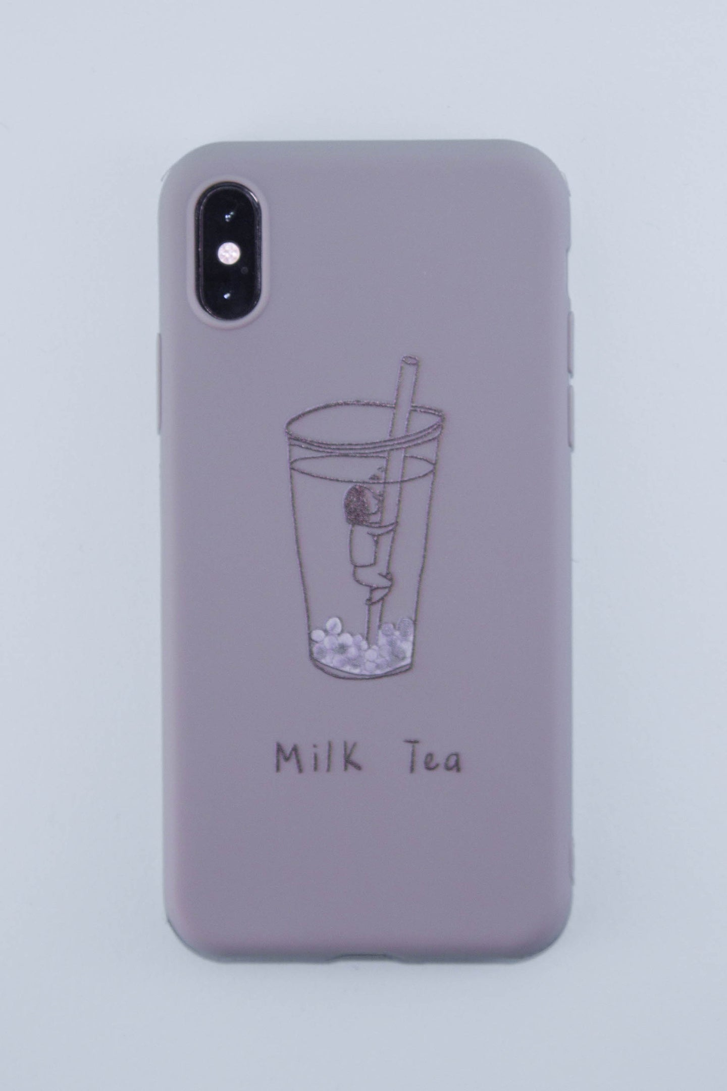 B.B.T Phone Case (Stone Gray) - The Lab