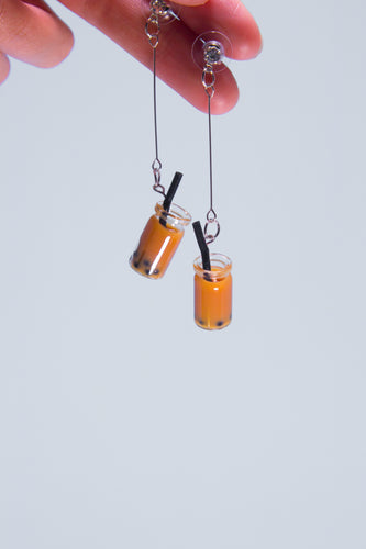 Bubble Tea Earrings - The Lab