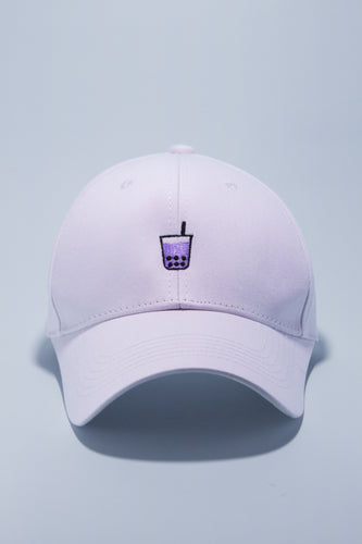 Taro Embroidery Hat