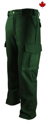 Merino Wool Cargo Pants - Nature Alivebooks