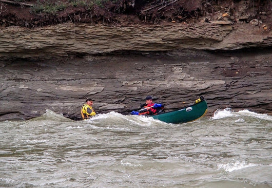 Moving Water Canoe Skills Introduction - Tandem - July 3-5, 2020 - Nature AliveCourses
