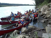 Moving Water(River) Canoe Skills Refresher - Nature AliveCourses