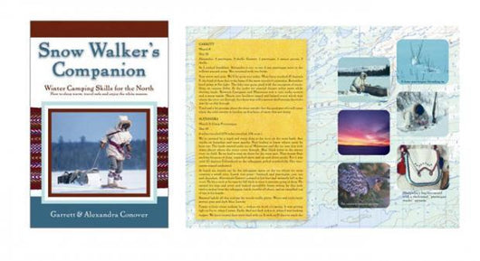 Snow Walker's Companion - Nature Alivebooks