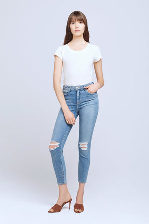L'AGENCE MARGOT HIGH RISE SKINNY IN SYRACUSE