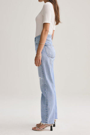 AGOLDE 90'S JEAN IN CAPTURED
