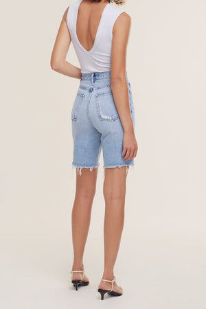 AGOLDE 90s PINCH WAIST SHORT IN LATITUDE