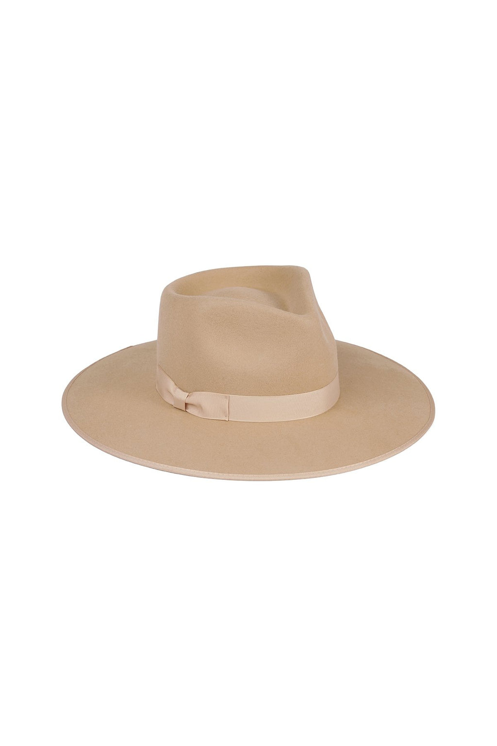 LACK OF COLOR RANCHER HAT IN CAMEL