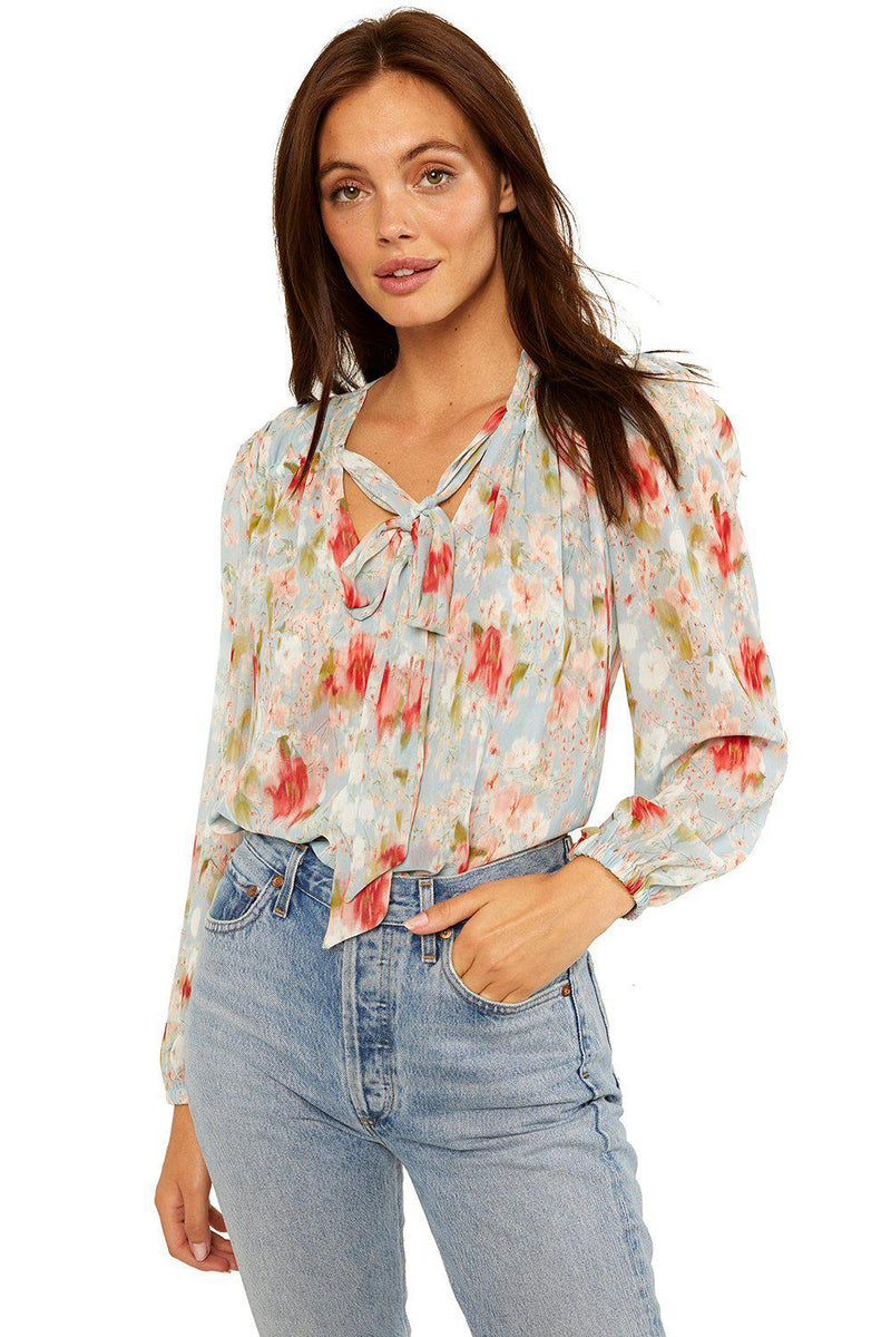 MISA CEYLA TOP IN DAYDREAM FLORAL