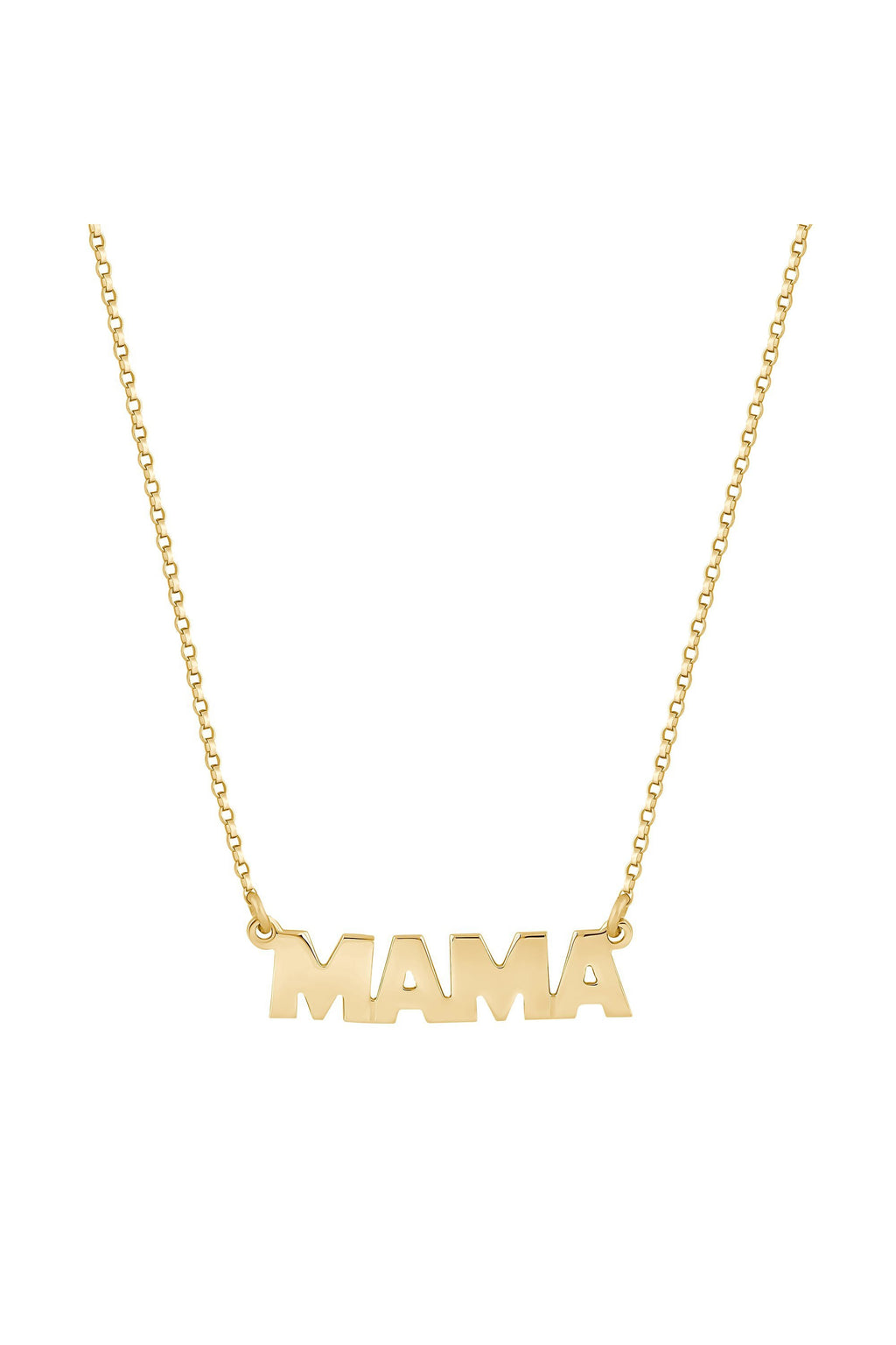 ELECTRIC PICKS MAMA NECKLACE