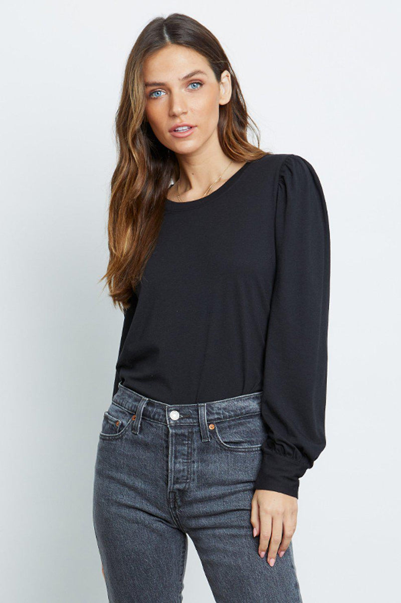 RAILS EMILIA BLOUSE IN BLACK