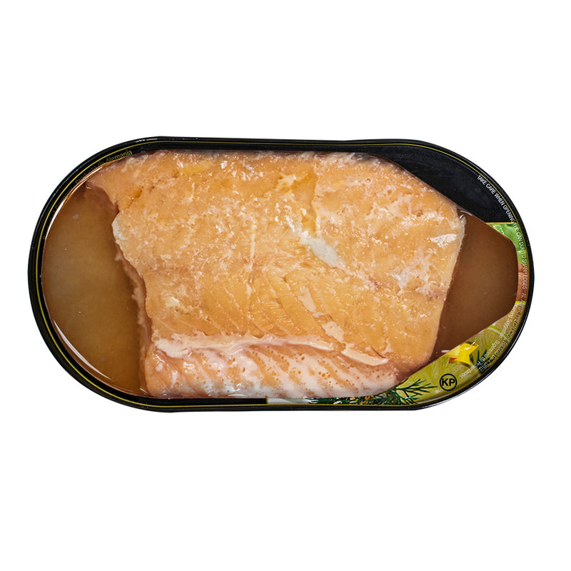 canned Salmon Fillets
