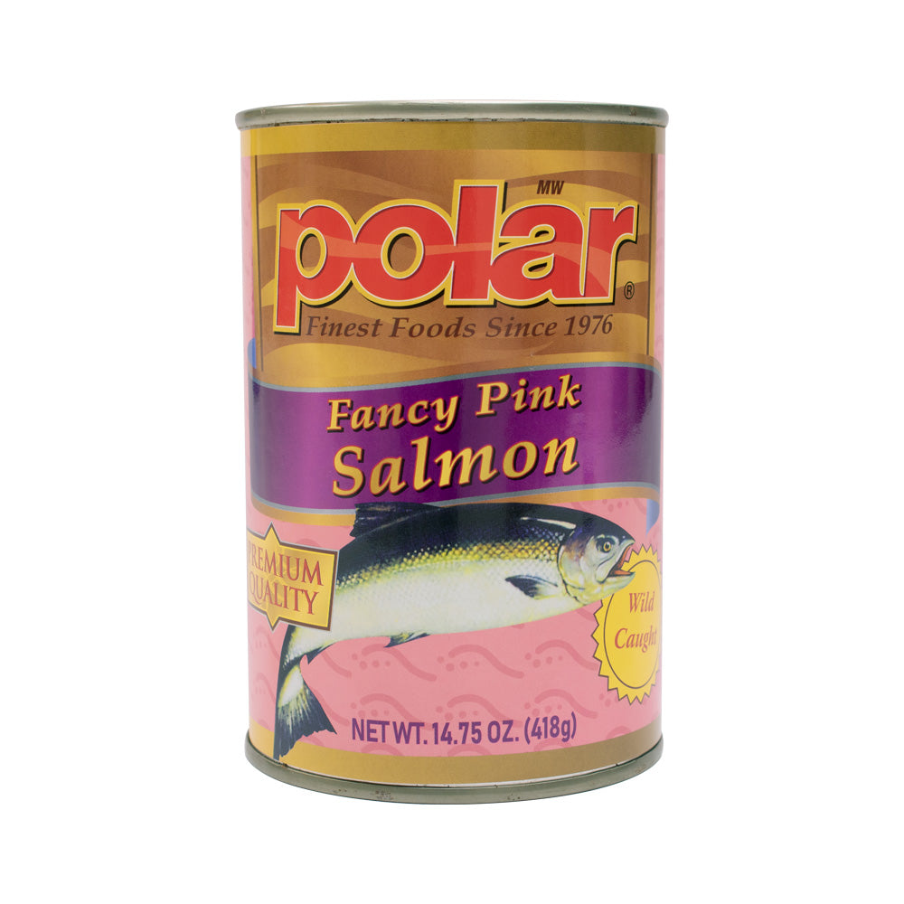 Fancy Pink Salmon 14.75 oz (Pack of 12) - MWPolar