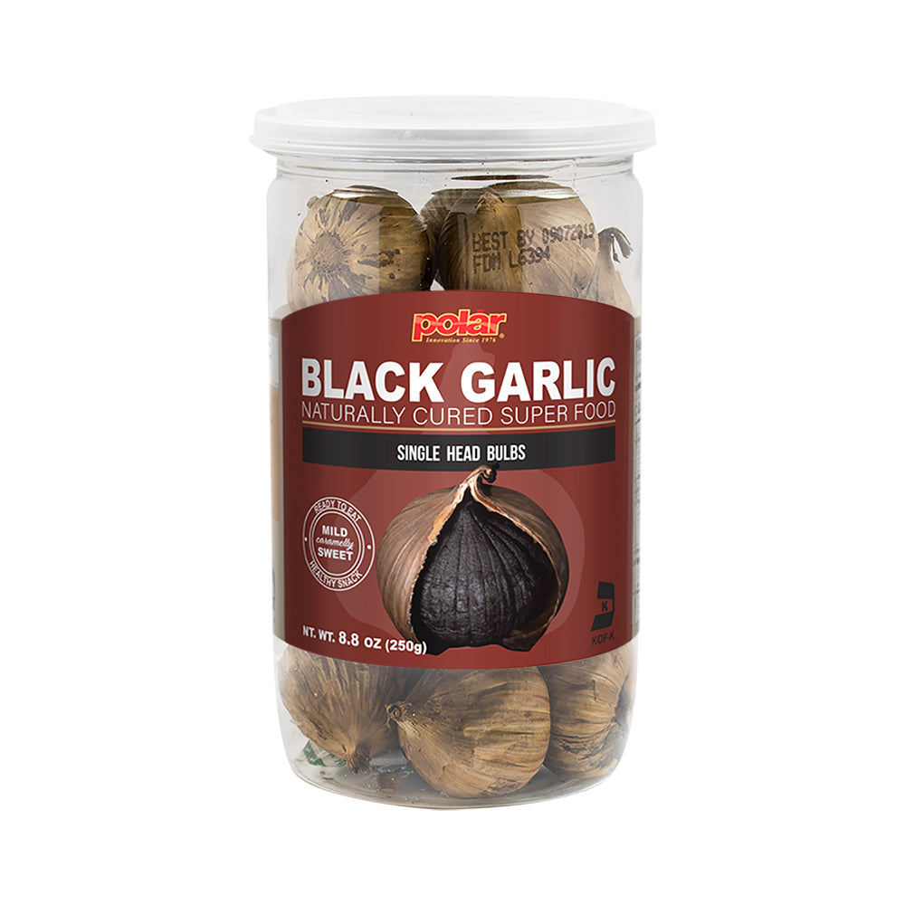 Polar Black Garlic 8.8oz (Pack of 2, or 6) - MWPolar