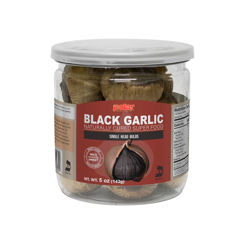 Polar Black Garlic 5oz (Pack of 3 or 6) - MWPolar
