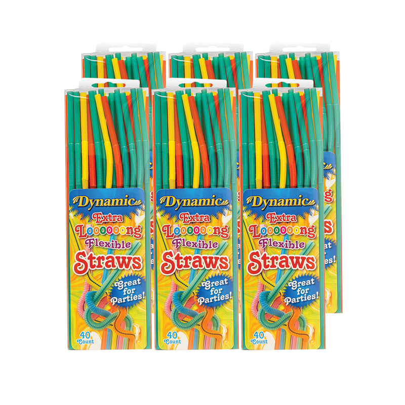 Extra Long Flexible Straws - (Pack of 240 straws, 480 straws, 960 straws) - MWPolar