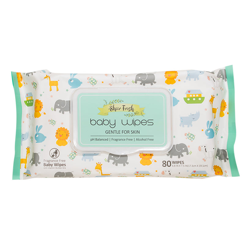 Polar Baby Wipes 80ct (12 pack) - MWPolar