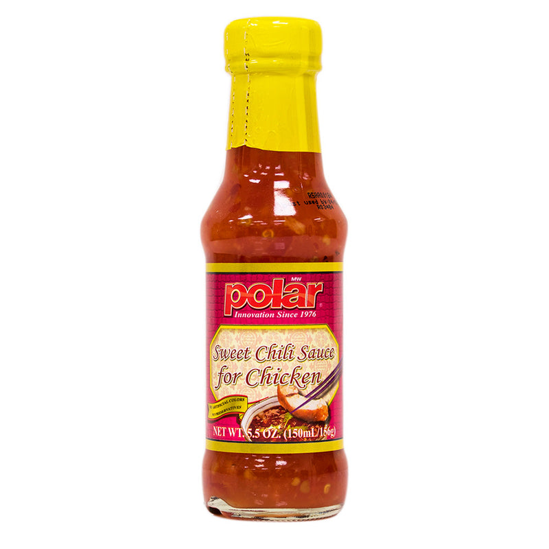 Sweet Chili Sauce for Chicken 5.5 oz (Pack of 6) - MWPolar